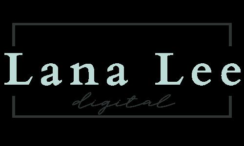 LANA LEE MAIN LOGO